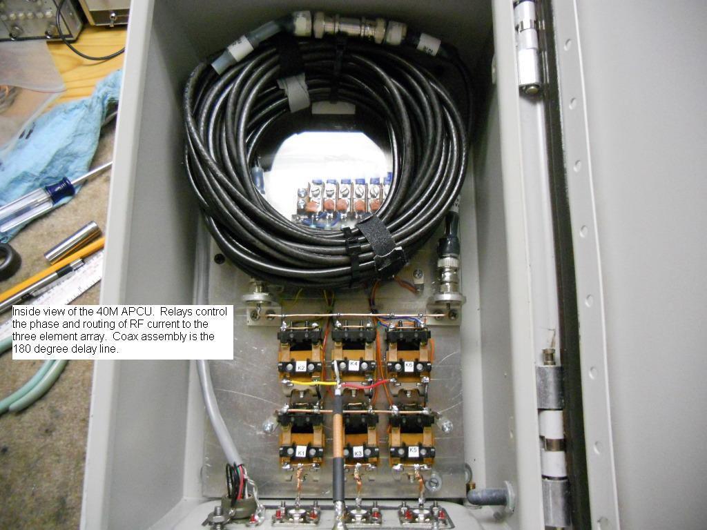 Phasing Short HF Vertical Antennas - The Clark County Amateur Radio